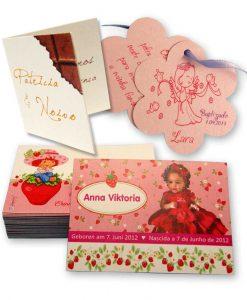 Cartões e Etiquetas